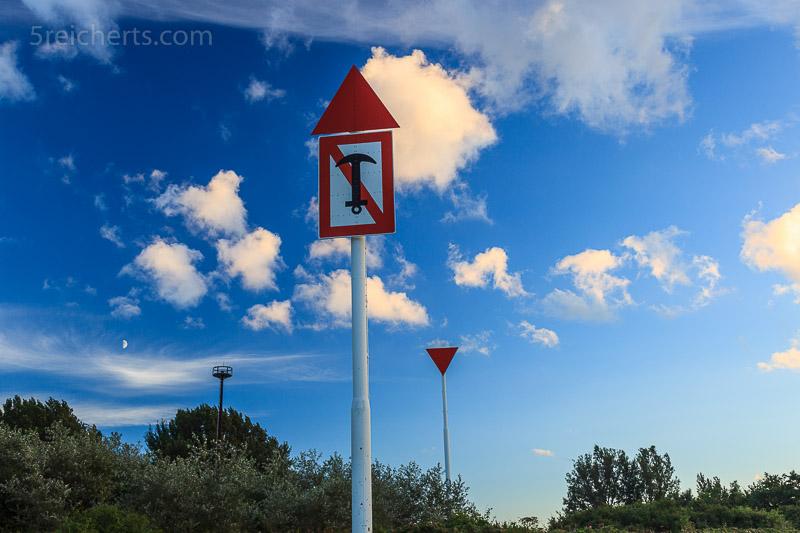 Seezeichen am Bülker Leuchtturm