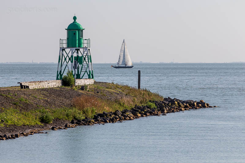 Der Hafenleuchtturm