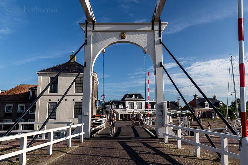 Zugbrücke in Stavoren
