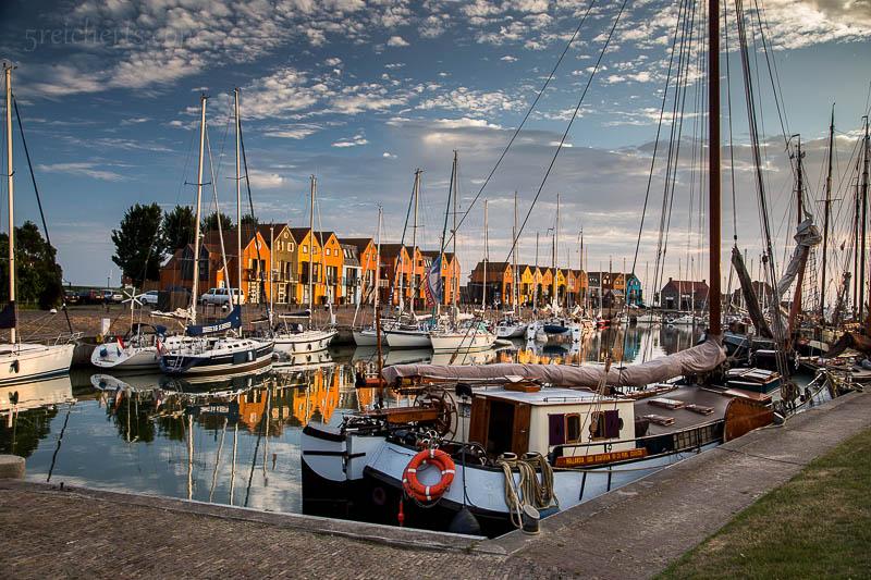 Der Hafen von Stavoren