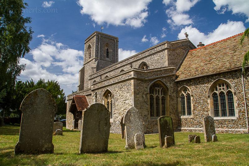 Kleine Kirche unterwegs