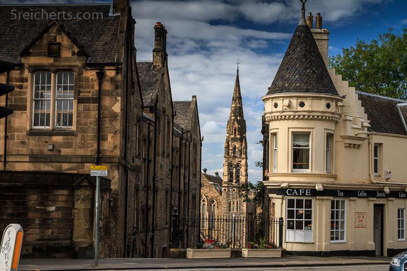Stadtansicht, Edinburgh