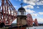 Der kleinste noch in Betrieb befindliche Leuchtturm, North Queensferry