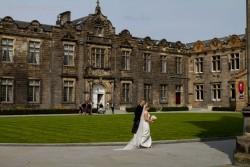 Hochzeit in St Andrews