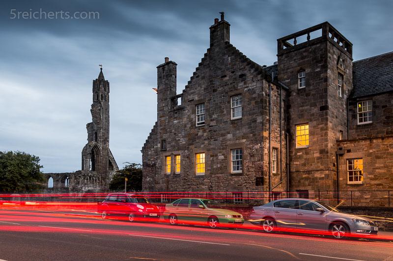 Abendstimmung in St Andrews