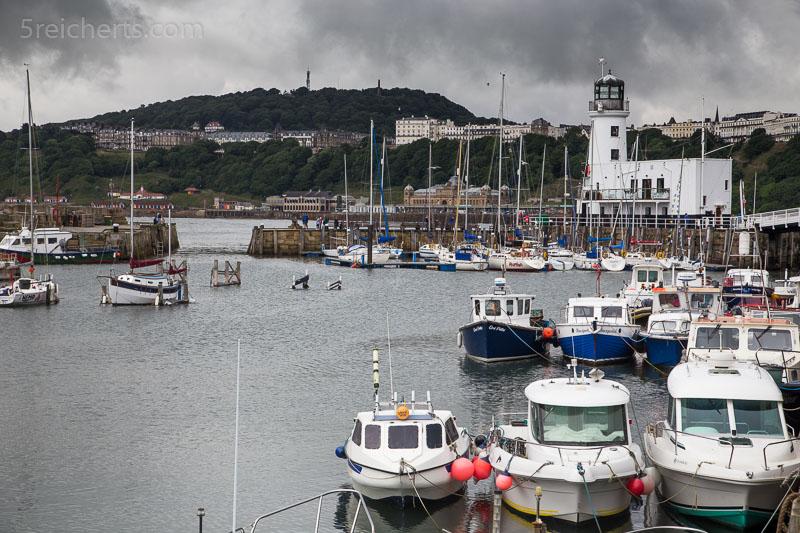 Scarborough Hafen