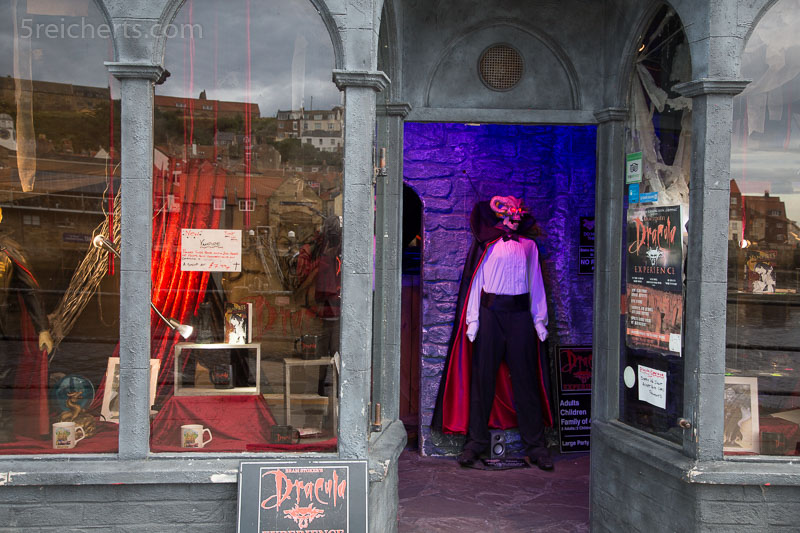 Dracula Show in Whitby
