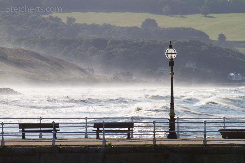 Wellen in Whitby