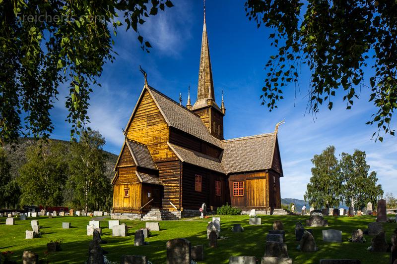 Stabkirche von Lom