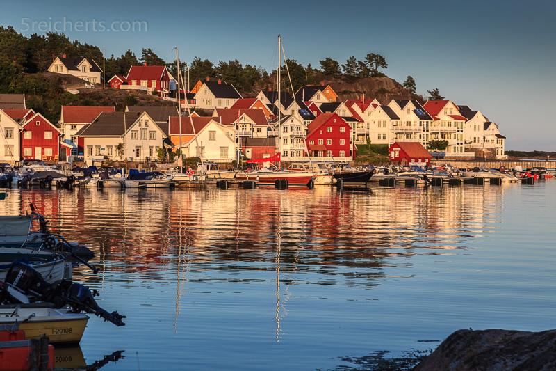 Lyngor, Südnorwegen