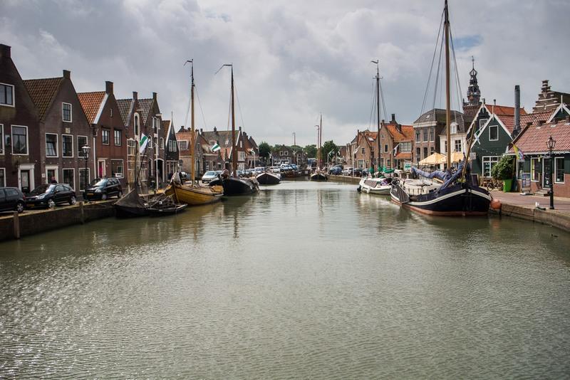 Holland! Irgendwo in der Nähe von Amsterdam