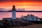 Bressay Lighthouse, Shetland, Schottland