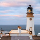 Tiumpan Lighthouse, Isle of Lewis, Schottland