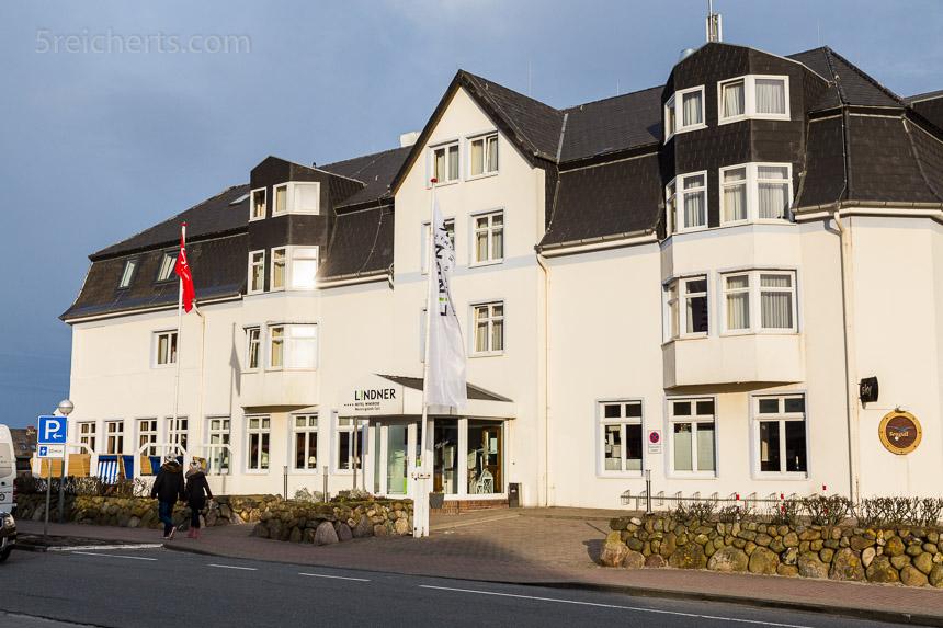 Lindner Hotel in Wenningsted