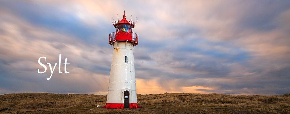 Leuchtturm List West auf Sylt