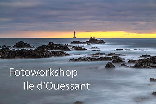 Fotoworkshop Ouessant
