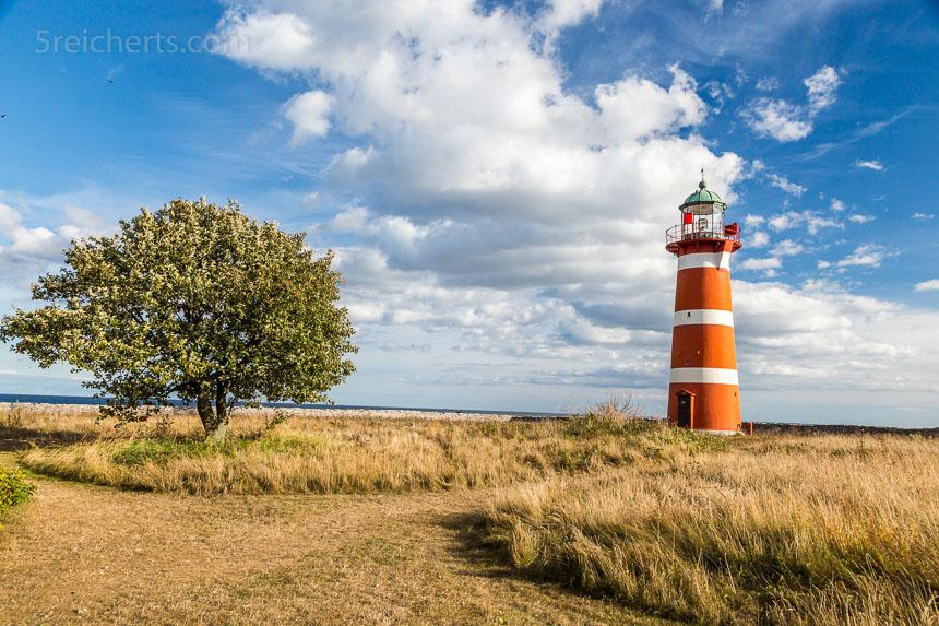 När Leuchtturm, Gotland