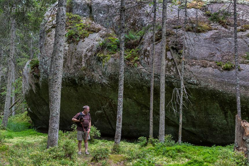 Gunter und Grindel in Tiveden
