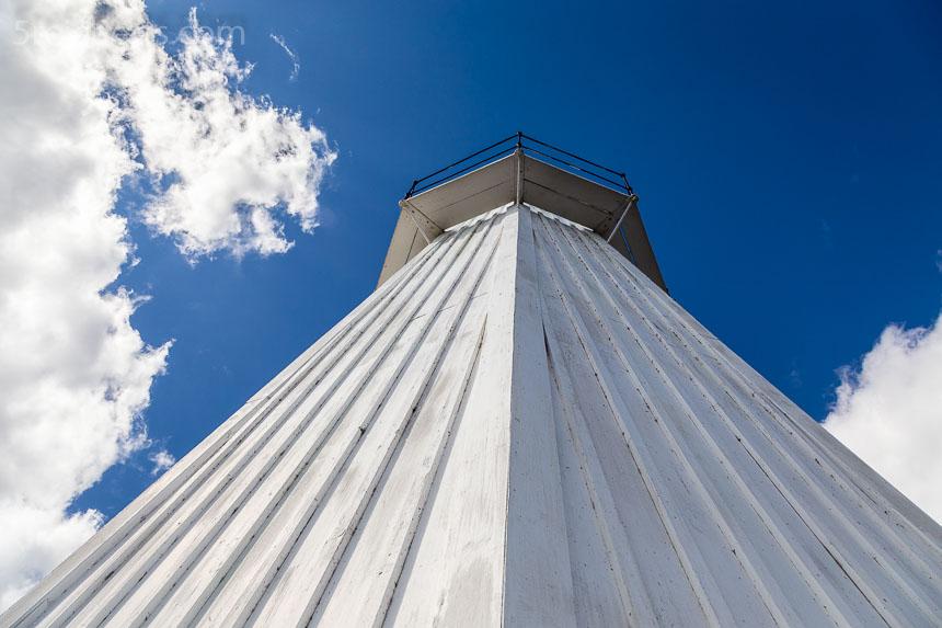 Leuchtturm Vanäs, Vättern, Karlsborg