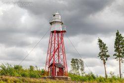 Leuchtturm in Mariestad