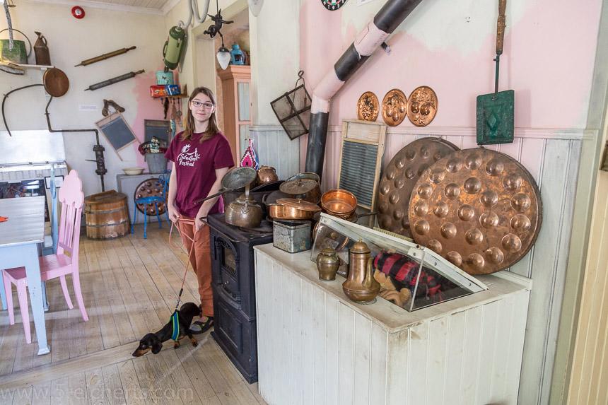 Amy und Grrindel in der Villa Kunterbunt