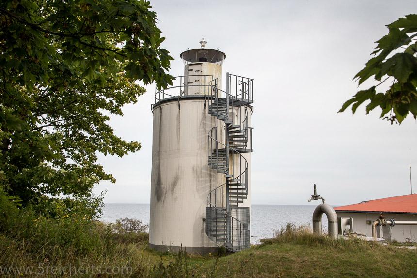 Ljugarn Leuchtturm