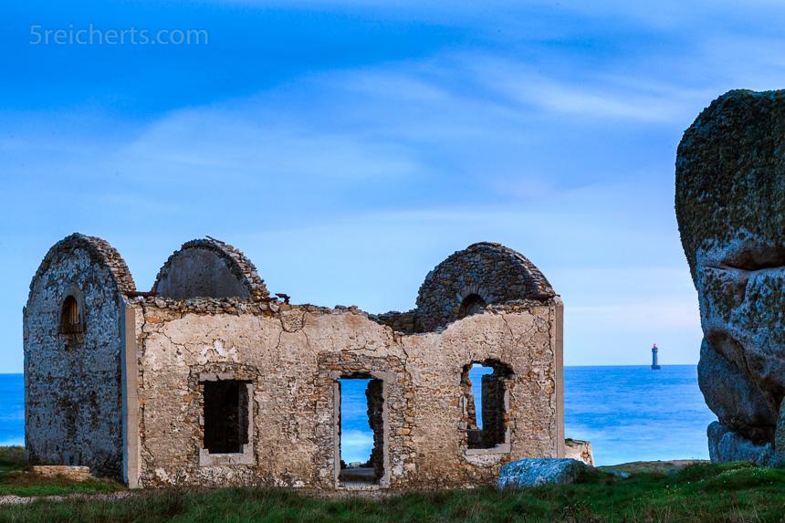 Ruine und La Jument