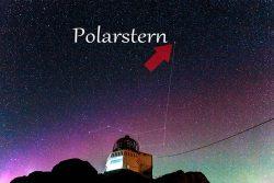 Wo ist der Polarstern? Leuchttrm Liloy, NorwegenWo ist der Polarstern? Leuchttrm Liloy, Norwegen