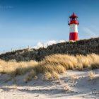 Der Leuchtturm List Ost, Sylt