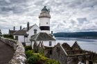 Clochpoint Lighthouse, Schottland