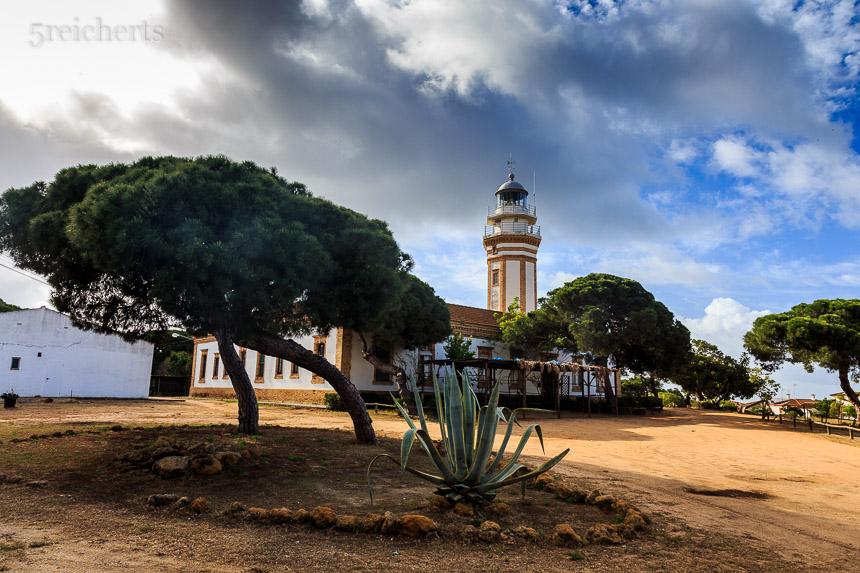 Leuchtturm El Picachio, Andalusien