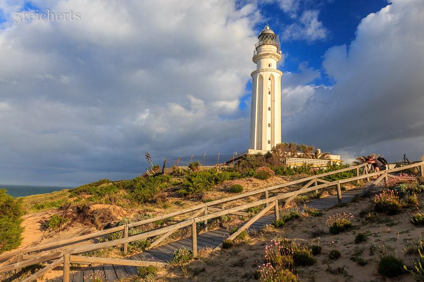 Leuchtturm Trafalgar, Andalusien