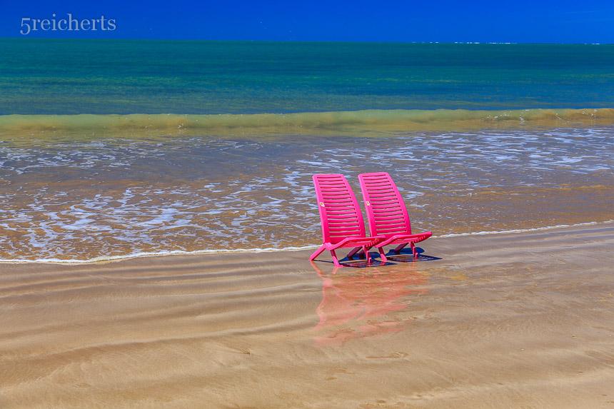 Farben, oh diese Farben - Chipiona, Andalusien, Spanien