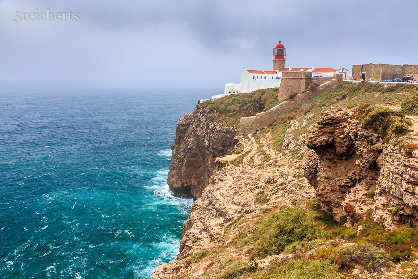 Leuchtturm am Cabo Sao Vicente