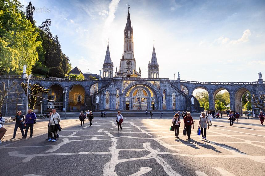 Basilika von Lourdes