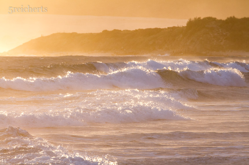 Sonnenuntergang, Tarifa