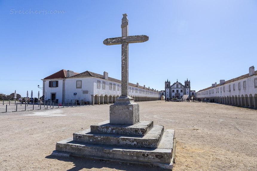 Klosteranlage des Santuario de Nossa Senhora