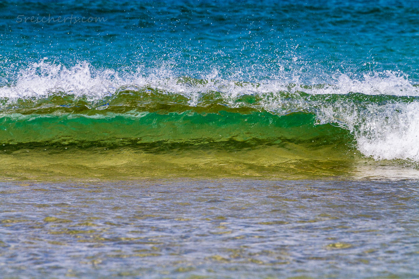 Die Farben der Welle, Peniche, Portugal