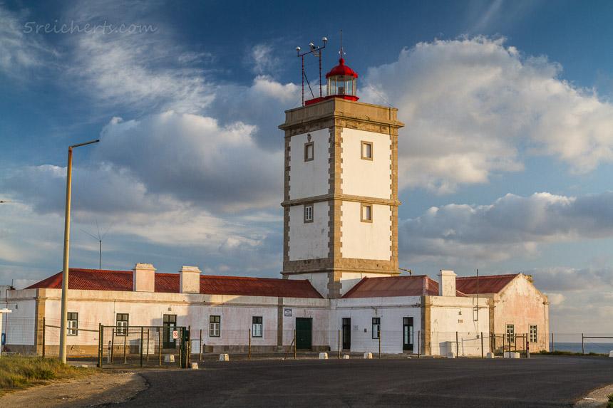 Leuchtturm Cavoeiro, Portugal