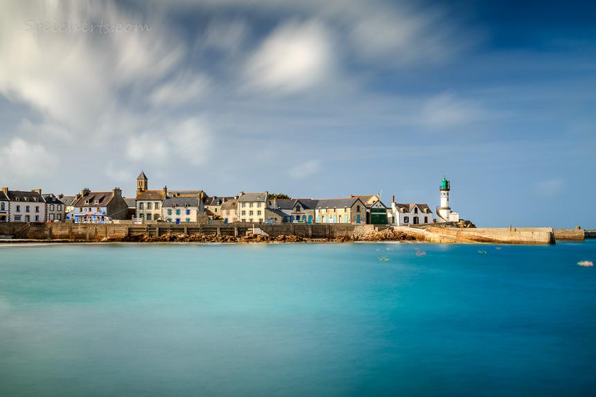 Im Hafen der Ile de Sein
