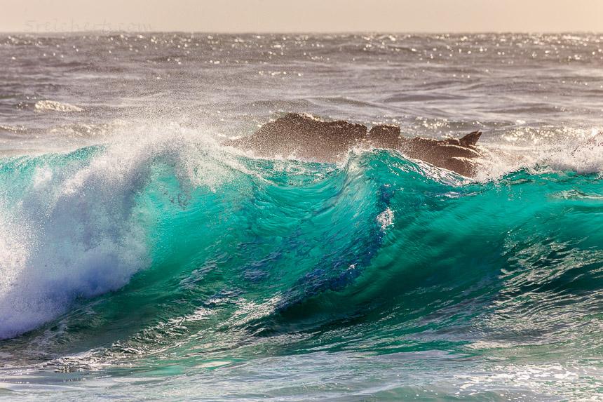 Wellen im Licht, Pern, Ouessant