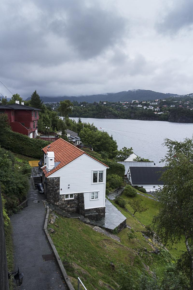 Bergen, Norwegen.