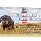 Buch: Wir dackeln durch Europa