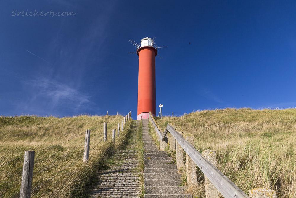 Treppe zum Leuchtturm Groote Kaap