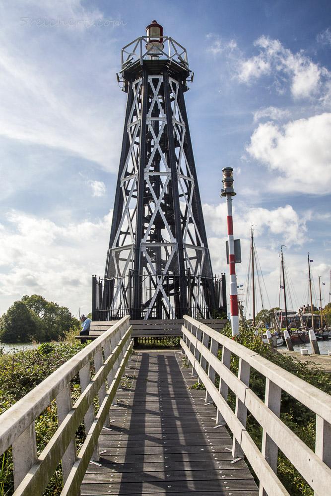 Leuchtturm Enkhuizen, Niederlande