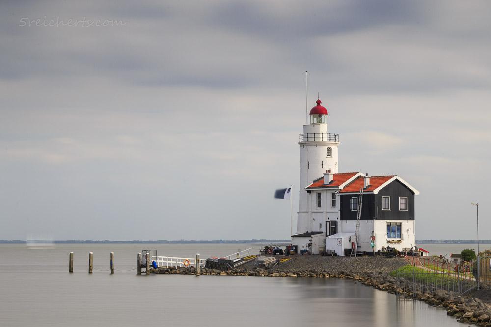 Der Leuchtturm Marken, Niederlande