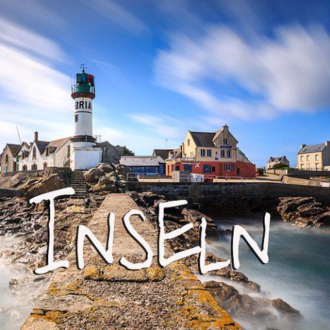 Reisetipps zu europäischen Inseln