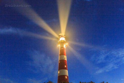 Die Strahlen des Leuchtturms, Ameland