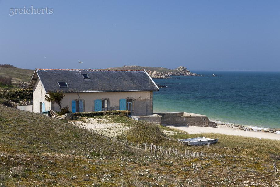 Haus am Strand, Hoedic