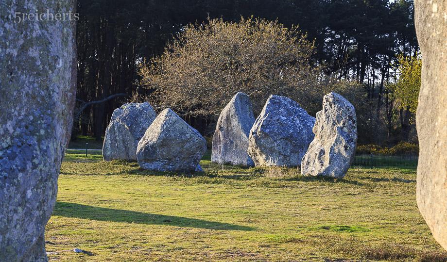 Megalithenfeld, Carnac